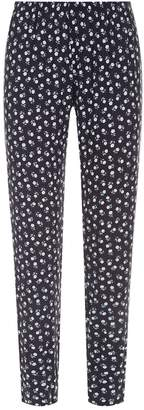 Eberjey Petite Fleur Slim Pyjama Bottoms