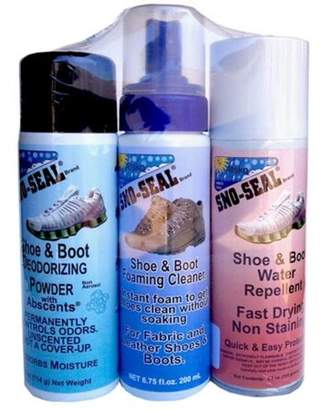 October Mountain Unisex Adult Boot & Shoe Care Kit 3Pk