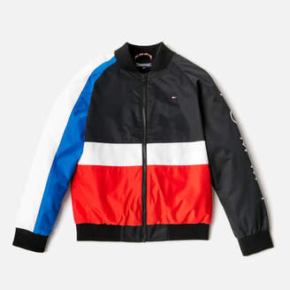 Tommy Hilfiger Boys' Colourblock Bomber Jacket