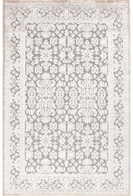 Wildon Home Chiquin Grey Area Rug
