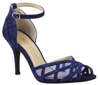 J. Renee Mataro Embellished Ankle Strap Pump (Women)