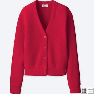 Uniqlo WOMEN U Wool V Neck Cardigan