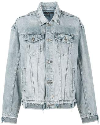 Ksubi Oversized Denim Jacket
