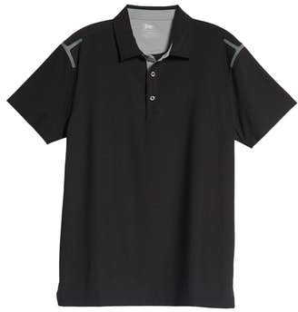 Bobby Jones Rule 18 Ergon Regular Fit Golf Polo