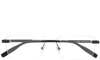 Montblanc rimless glasses