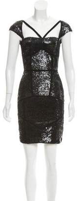 Renzo + Kai Sequined Cocktail Dress w/ Tags