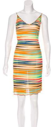 Missoni Striped Midi Dress