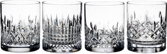Waterford Crystal Lismore Evolution Tumblers, Set of 4