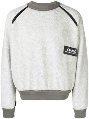 Oamc loose fitted sweatshirt