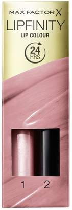 Max Factor 3 x Lipfinity Lipstick Two Step New In Box
