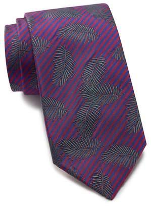 Thomas Pink Rossi Palm Silk Tie