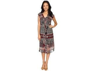 Lucky Brand Americana Dress Women's Dress