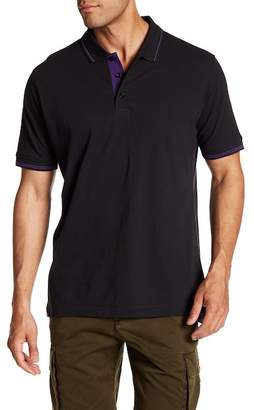 Robert Graham Clock Tower Regular Fit Polo Shirt