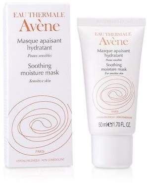 Avene NEW Soothing Moisture Mask 50ml Womens Skin Care