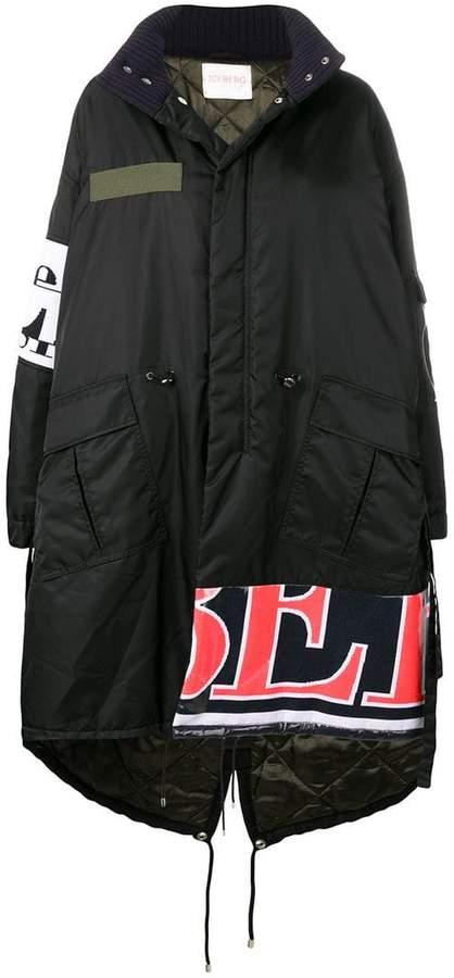 Mickey Mouse parka coat