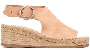Rag & Bone Calla Suede Wedge Espadrille Sandals