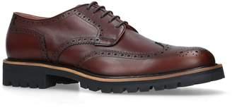 Dries Van Noten Commando Derby Shoes