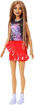 Barbie Fashionista Barbie Fashio?nistas Fine Braids Doll
