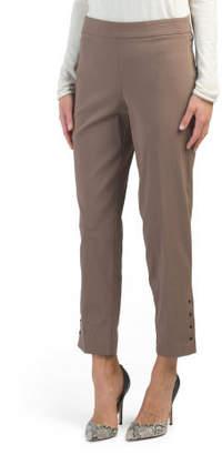 Rivet Bottom Pants