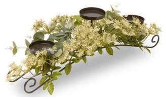 "National Tree 25"" Dill Blossom Candleholder"