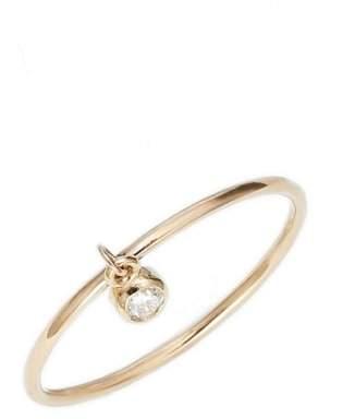 Chicco Zoe Dangling Diamond Ring