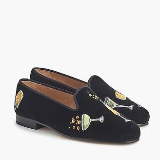 J.Crew Stubbs & Wootton® celebrate loafer