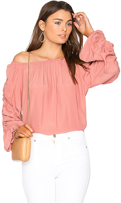 MLM Label Atlantic Top in Pink $175 thestylecure.com