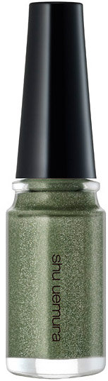 Mysterious Green Nail Color