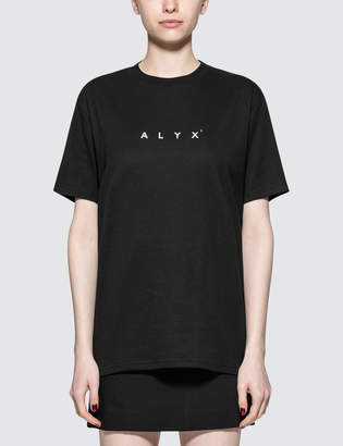 Alyx Classic Logo S/S T-Shirt