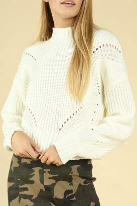 09289304c9a Chunky Knit Turtle Neck - ShopStyle Canada