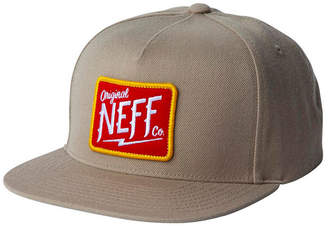 Neff Men Filler Up Snapback Cap