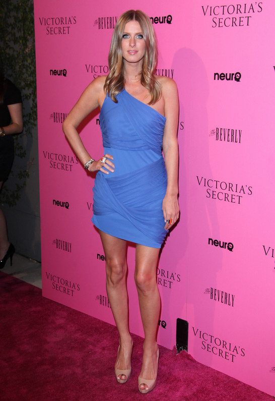 Wrapped Goddess Dress in Many colors - as seen on Nicky Hilton - by Alice + Olivia