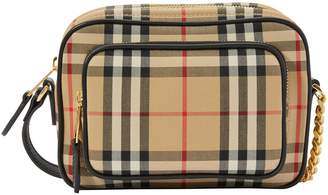 Burberry Cotton cross body bag