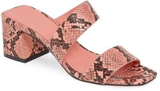 Topshop Darla Slide Sandal