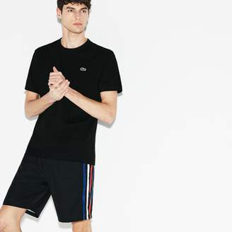 4afcf6f1d1e0f Lacoste Black Men s Athletic Shorts - ShopStyle