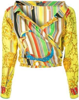Versace Pre-Owned long sleeve top