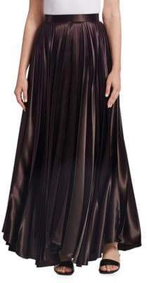The Row Vailen Pleated Maxi Skirt