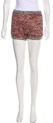 Chanel Tweed Mini Shorts w/ Tags