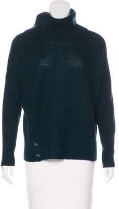 White + Warren Cashmere Cowl Neck Sweater