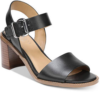 Franco Sarto Havana Block-Heel Dress Sandals Women's Shoes