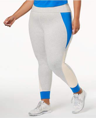 Nike Plus Size Sportswear Colorblocked Leggings