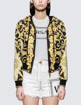 Versace Reversible Medusa Barroco Zip Jacket