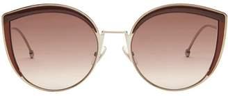 Fendi Eyewear F Is sunglasses
