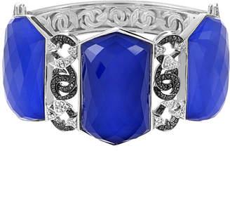 Stephen Webster 18K 1.67 Ct. Tw. Diamond & Gemstone Cuff