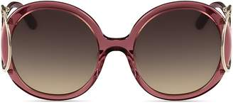 Chloé Jackson Round Sunglasses, 56mm