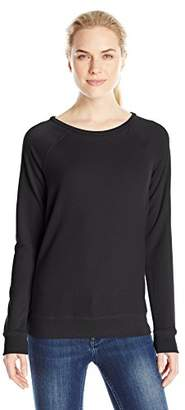 Champion Women's French Terry Crew $8.34 thestylecure.com
