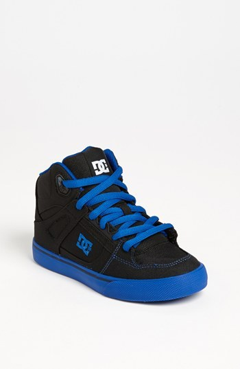 DC 'Spartan Hi' Sneaker (Toddler, Little Kid & Big Kid)