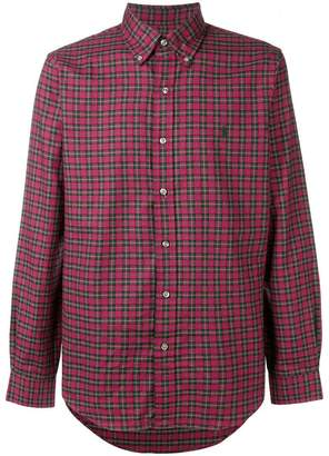 Polo Ralph Lauren classic check logo shirt