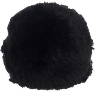 Yves Salomon Fur Hat