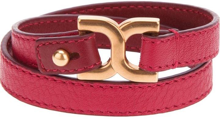 Chloé logo clasp bracelet
